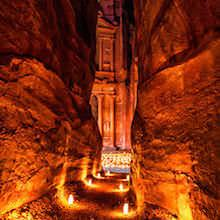 Petra by Night tour